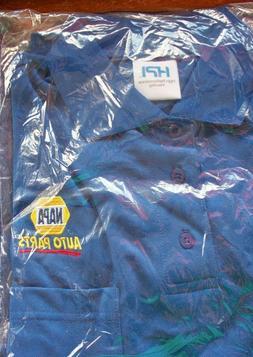 new napa auto parts embroidered polo shirt