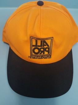 New Vtg All Pro Auto Parts trucker hat cap snapback OSFA