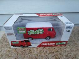 O'Reilly Auto Parts Diecast Service Van Limited Edition Worl