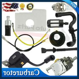 OEM Carburetor Ignition Coil For STIHL Chainsaw 017 018 MS17