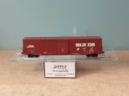 Atlas Rock Island 60' Auto Parts Boxcar #50 000 337 N-scale