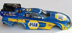 Ron Capps Napa Auto Parts Funny Car 4 Gear Body fit Auto Wor