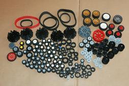 Lego technic wheels tires car auto parts 150pc