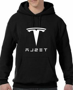 Tesla Motors Car Auto Electric Automobile Parts Hoodie FREE