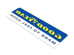 TIN SIGN Goodyear Mechanic Décor Art Auto Shop Bar Parts Ti