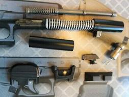 GLOCK Upper Parts Kit; OEM parts & BONUS; Buyer selects Engr