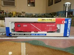 Walthers Gold Line 60' P.S Auto Parts Double Door Box