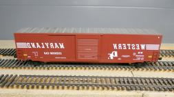 Atlas Western Maryland, 60' Auto Parts Box Car, 2-Rail