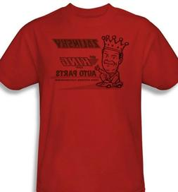 Zalinsky Auto Parts T-shirt Free Shipping 90's movie Tommy B